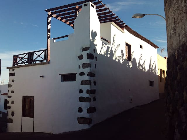 Charming house Garachico - Las Cruces - Huis