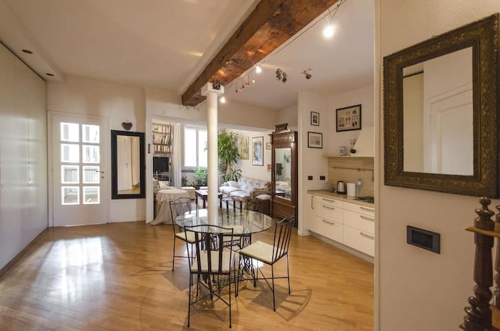 Garibaldi Apartment