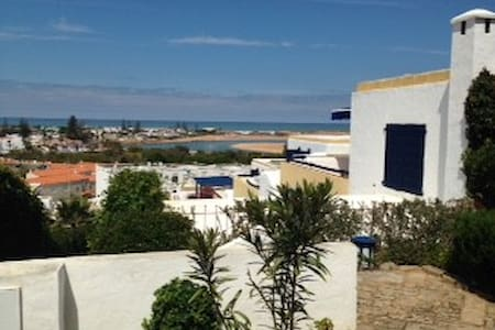 Superbe villa face a la mer - Oualidia - Maison