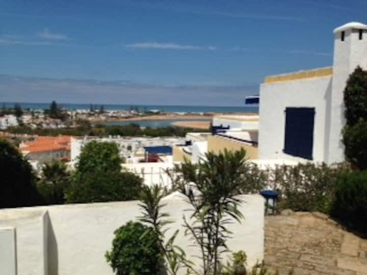 Superbe villa face a la mer