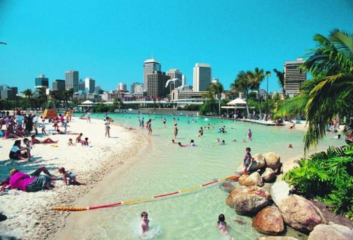 Southbank Beach