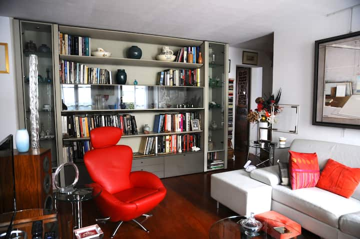 Quiet apartment in the heart of South Pigalle