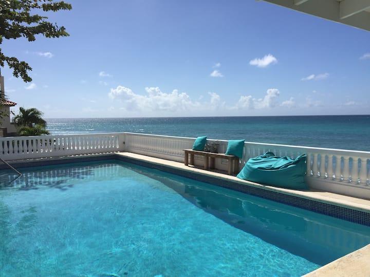 GoodLife Barbados Ocean Front Villas: Carpe Diem