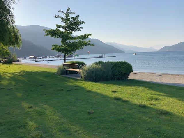 Harrison Hotsprings, British Columbia