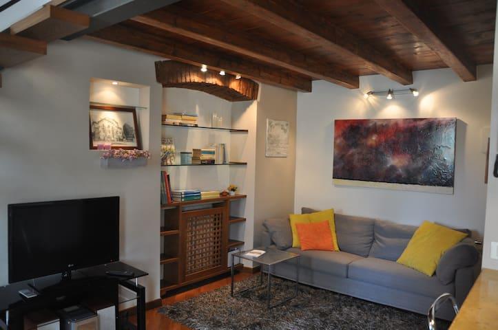 La casetta dell'artista - Bergamo - Apartment