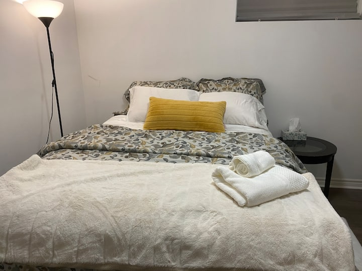 Private Room Newly renovated! minutes from Niagara