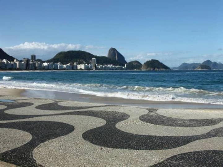Quarto aconchegante em Copacabana!!