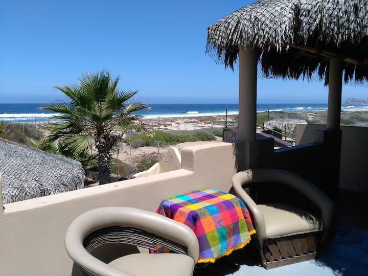 Cerritos Beach Palace's Casa Gaia Tranquil 2brd