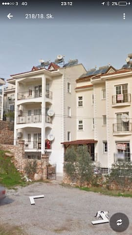 A double room with private bathroom - Fethiye - House