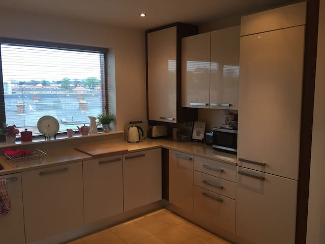Spacious Dublin City Apartment - Dublin - Appartement
