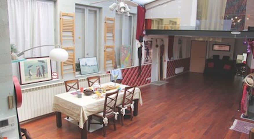 PASSION Chambres avec Salle de Bain