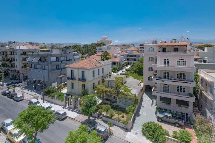 Aspasias Luxury Suite near Chania Center