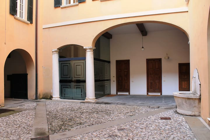 Grazioso bilocale in pieno centro storico - Brescia - Huoneisto