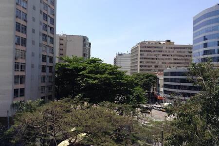Apê no Flamengo - Close to Subway Station - Rio de Janeiro - Apartment