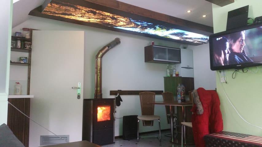Rogla apartma Ski Resort Slovenia - Hudinja - Apartamento