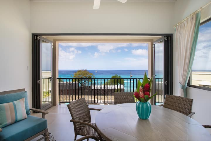 Two Bedroom Luxury Suite at Beach View Hotel