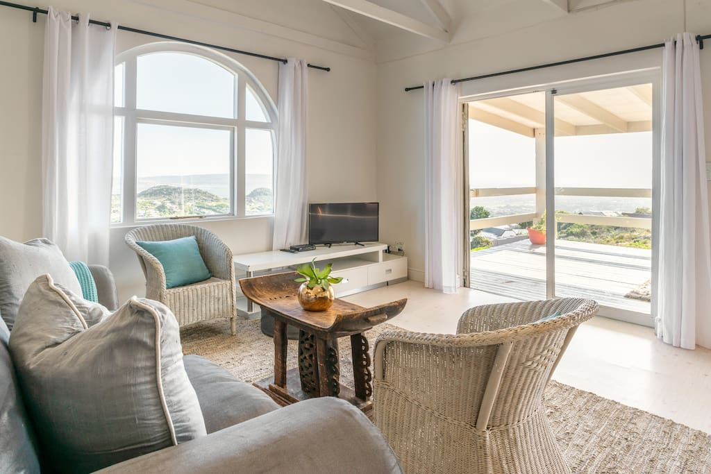 The apartment is designed for comfort and space, many long term bookings are secured