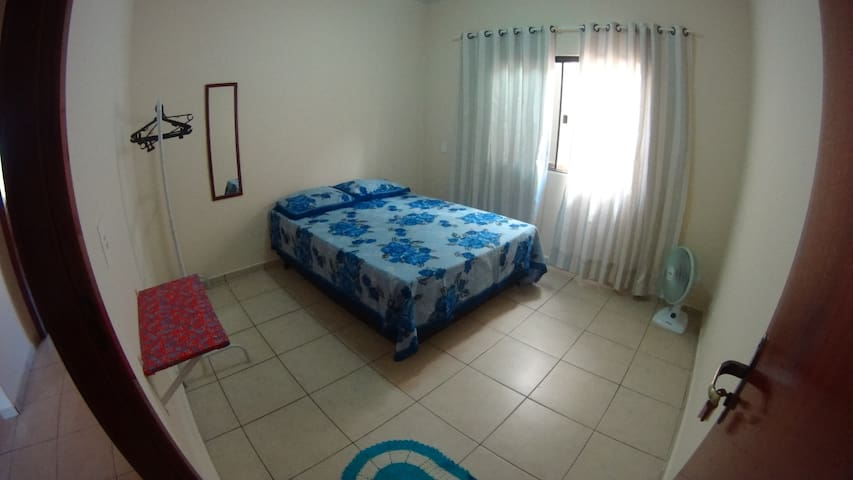 Quarto 2 - Cantarelli Guest House - Pirenópolis - Dům