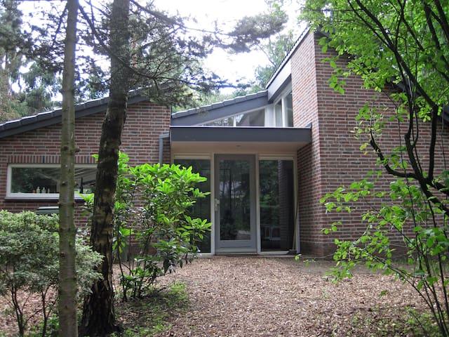 Comfortabel huis in bos Wolfheze aan rand Veluwe - Wolfheze - House