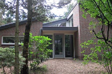 Comfortabel huis in bos Wolfheze aan rand Veluwe - Wolfheze - Talo