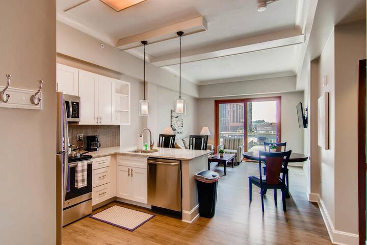 Gorgeous 850sqft Fells Point Executive Apartment
