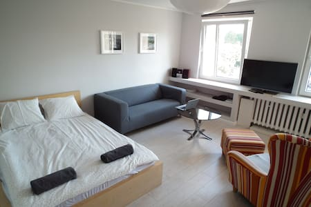 Bright and spacious flat close to the City Centre - Gdynia