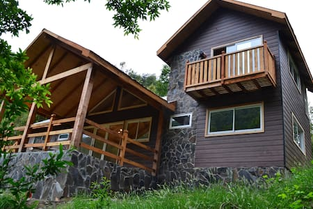 Casa en Fundo El Tigre Mountain Lodge
