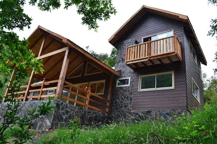 Casa en Fundo El Tigre Mountain Lodge