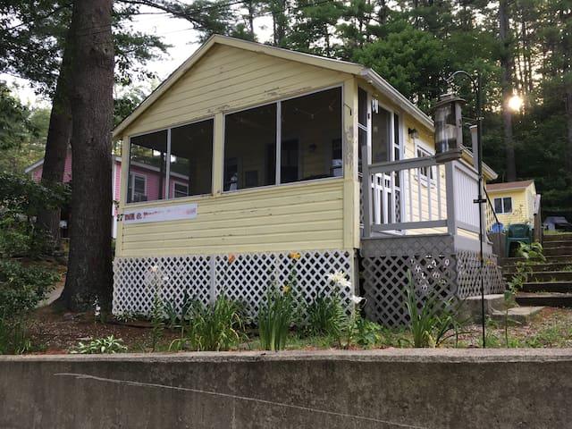 Cabin #1 Quaint & Quiet