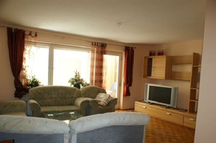 Spacious attractive and clean apartment