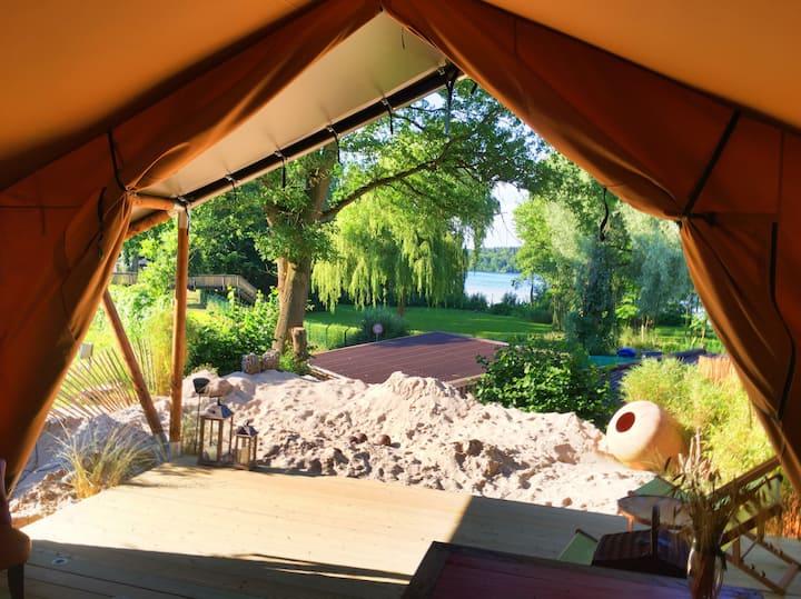 Great Lake Lodge Hamburg, luxury in nature