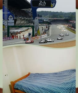 Chambre privée à louer - Le Mans