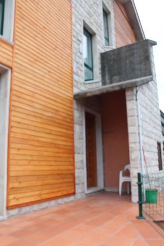 """Apartamento rural """"D"""" en Celorio de Llanes - Celorio - Appartement"""