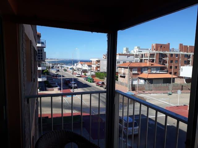 Alquilo Apartamento , excelente ubicación y vista