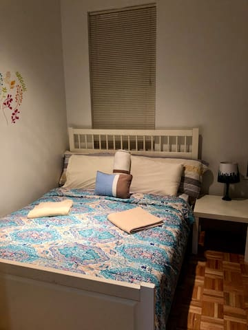 Cozy and comfortable shared place in Midtown west