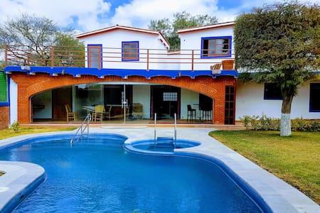 Finca Santa Cruz Tequisquiapan Centro