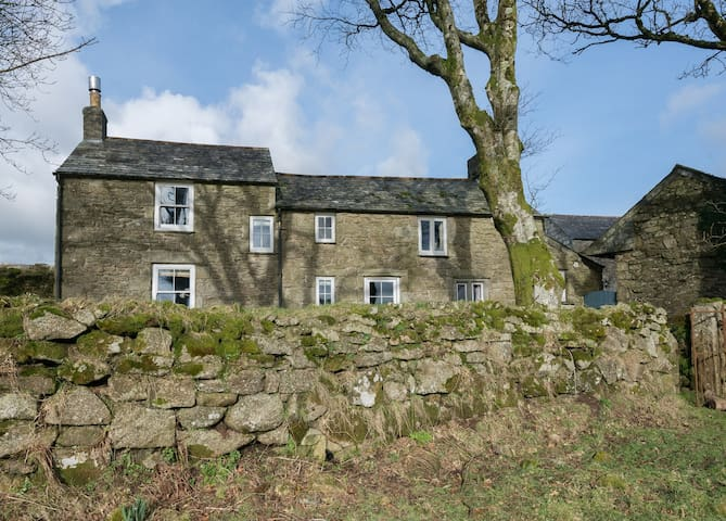 West Candra - Idyllic moorland cottage. - Saint Breward - Ev