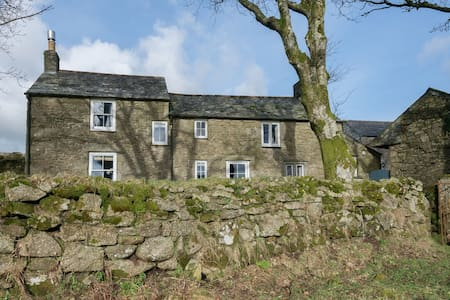 West Candra - Idyllic moorland cottage. - Saint Breward - Dům