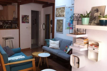 Joli petit duplexe centre historique - Lägenhet