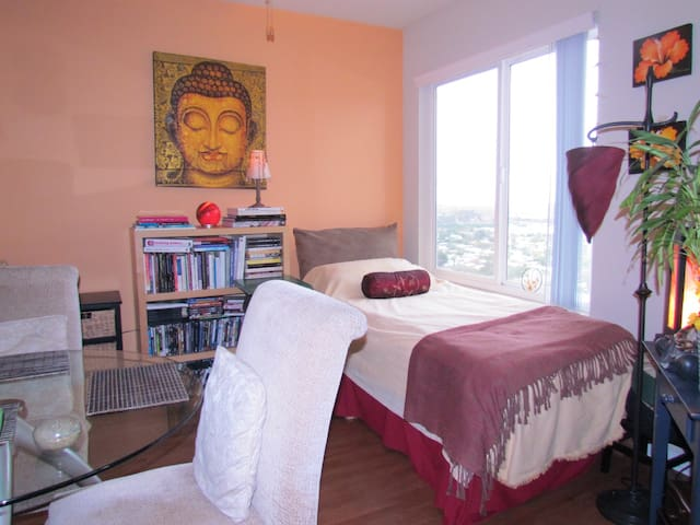 Charming   Marin,  Golden Gate  Bridge close to SF - San Rafael - Apartemen