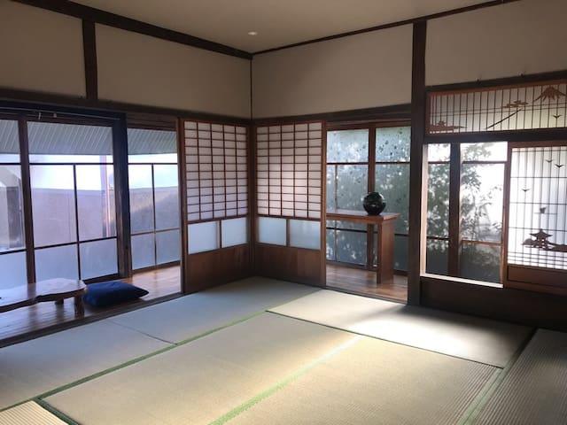 部屋2(秋)