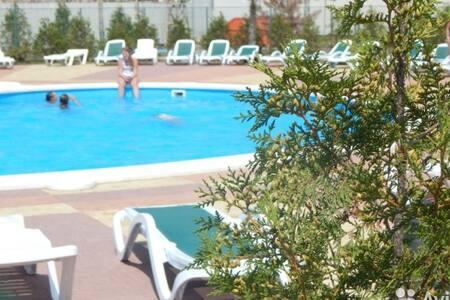 Черное море в Резиденции Утриш. - Anapskiy - アパート