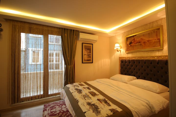 COZY ROOM-WITH  BALCONY - Fatih - Boutique-hotel