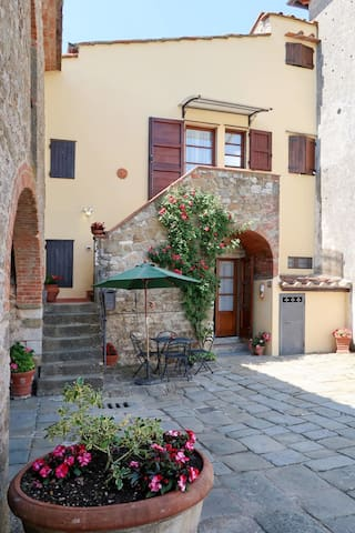 Apartment Podere La Fornace for 3 persons