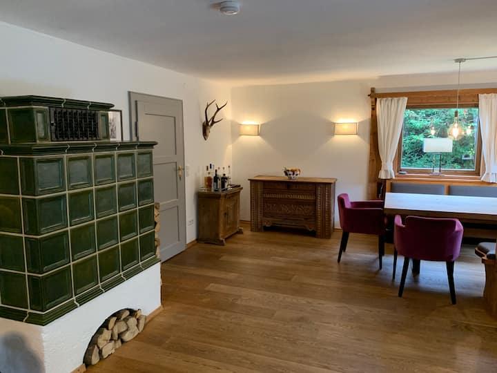 Traumhaftes Ferienhaus direkt am Tegernsee