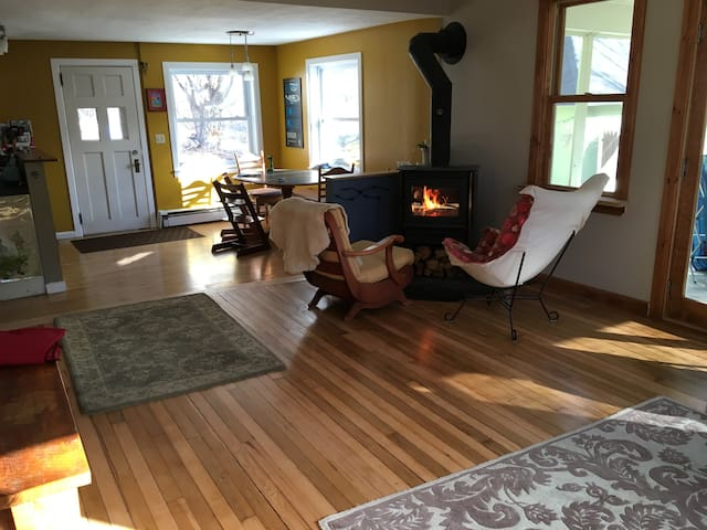Home in charming hamlet, minutes from Cornell