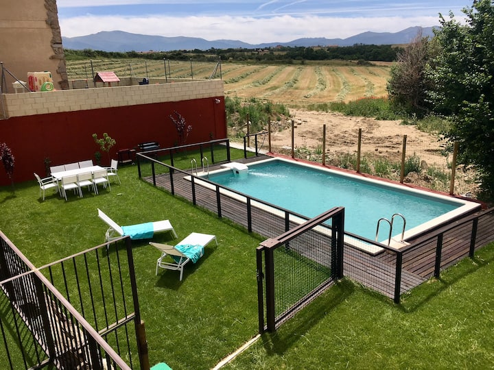 Miradiez Este. Turismo rural a  5 KM. de Segovia