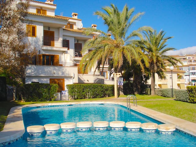 Great Spanish townhouse which will sleep 7 people