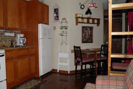 Mont Tremblant Condo - 1 Bedroom Fully Furnished - Mont-Tremblant - Condominium