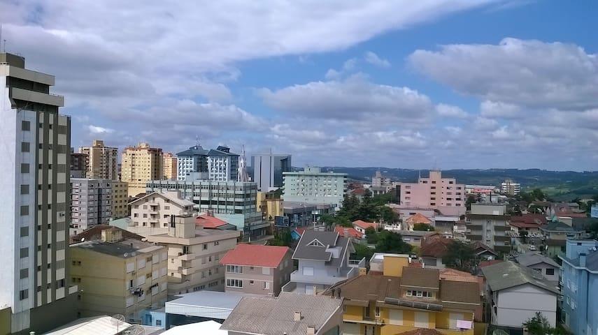 Apto próx à tudo com linda vista - Bento Gonçalves - Bento Gonçalves - Appartement